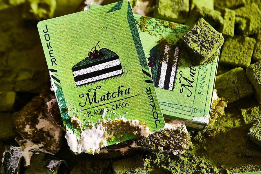 Bicycle Matcha