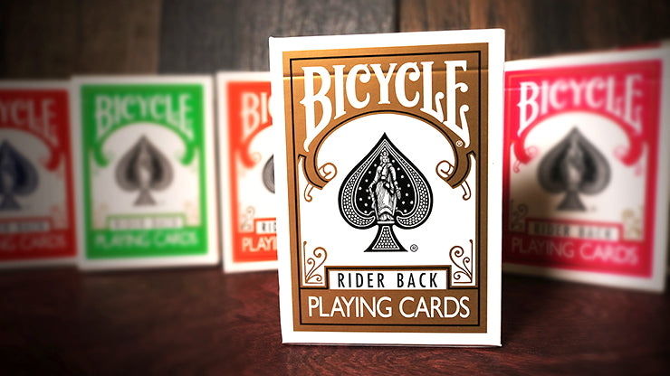 Bicycle® Gold Rider Back