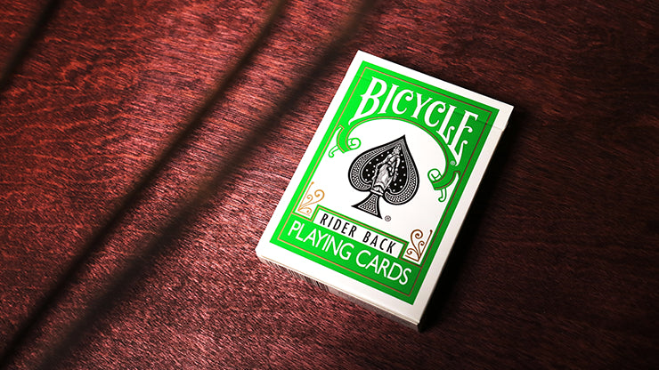 Bicycle® Green Rider Back