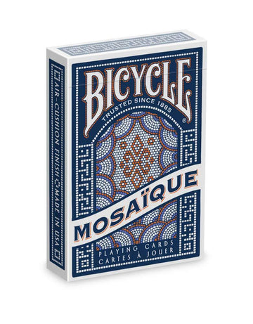 Bicycle® Mosaique Playing Cards by US Playing Card Co.