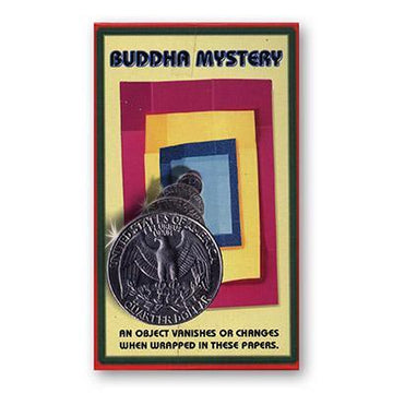 Buddha Mystery Trick by Uday Playing Cards by RarePlayingCards.com