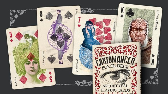 Cartomancer Poker Deck