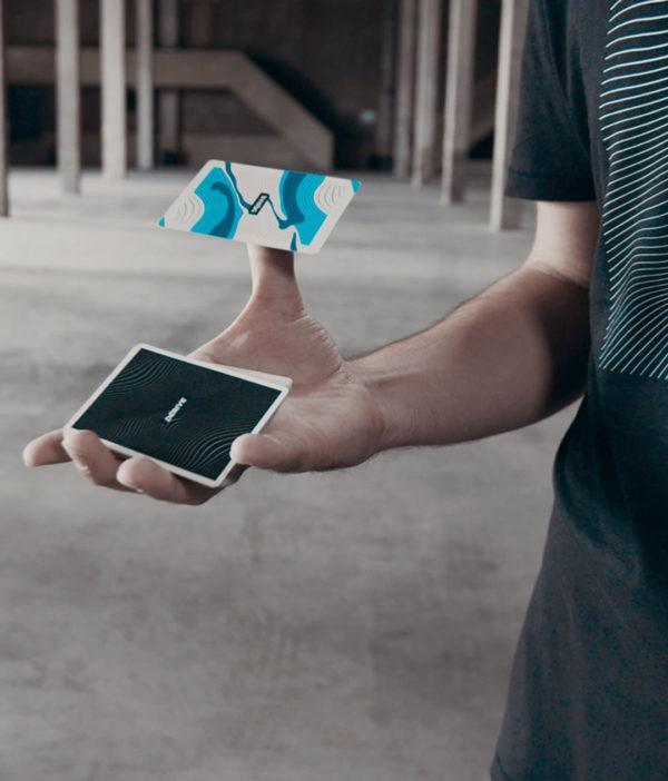DÉRIVE Cardistry Cards by Cardistry Touch