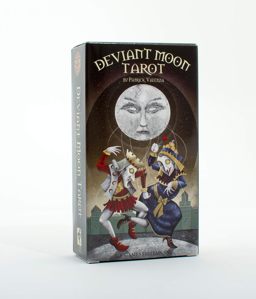 Deviant Moon Tarot Deck Playing Cards by RarePlayingCards.com