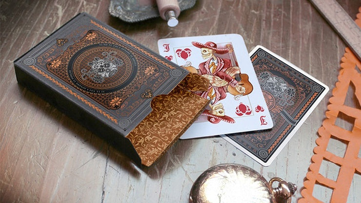 El Reino de Los Muertos Expert Edition Playing Cards Playing Cards by Cartamundi