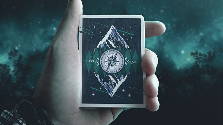 Elevation Playing Cards: Night Edition Playing Cards by Cartamundi