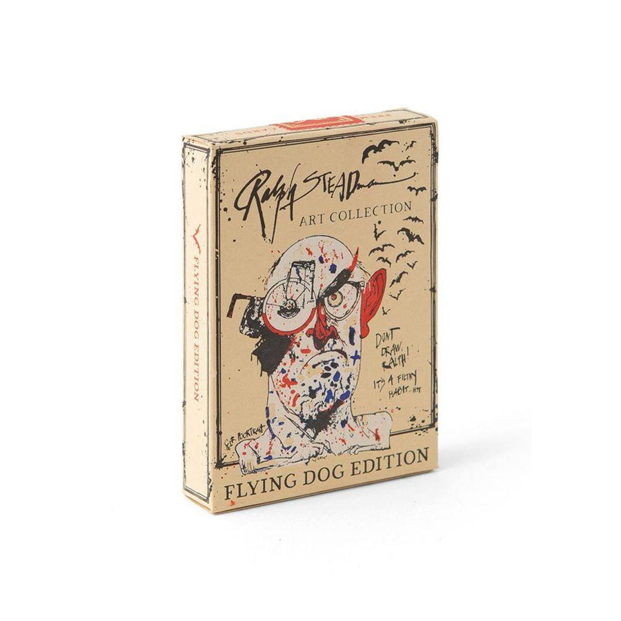 Flying Dog Playing Cards by Art of Play