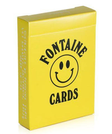 Fontaine Chinatown Playing Cards