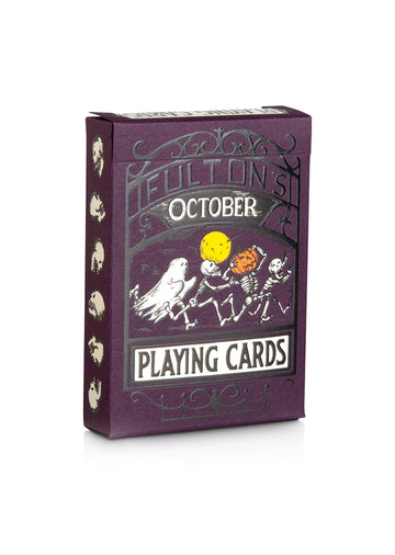 Fulton's October Playing Cards Playing Cards by Art of Play