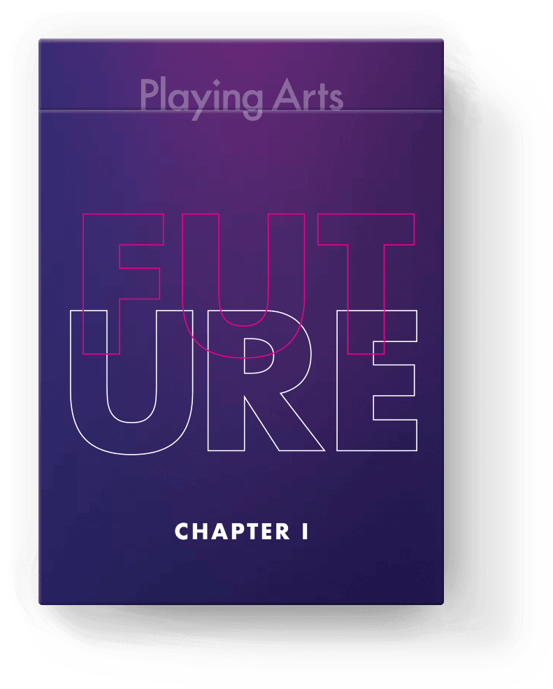 Playing Arts Future Edition Playing Cards - Chapter 1