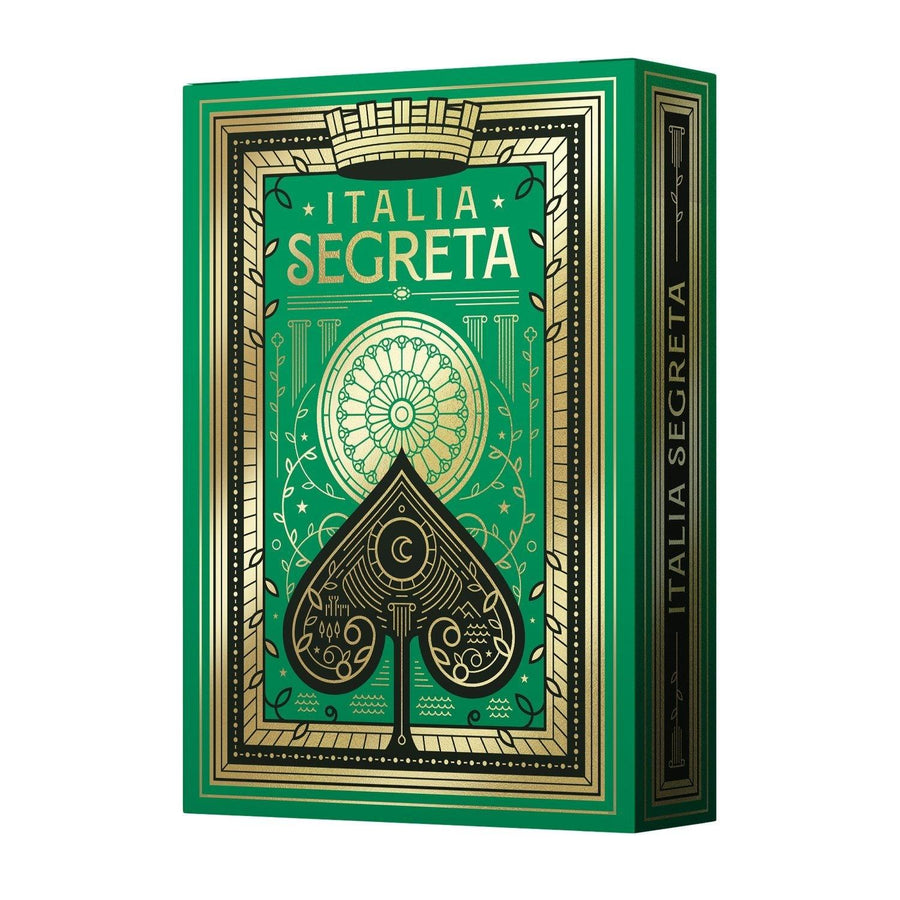 Italia Segreta Playing Cards by Thirdway Industries Playing Cards by Thirdway Industries