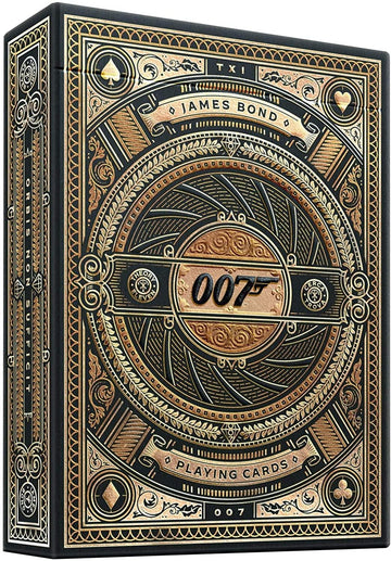 James Bond Playing Cards by Theory11 Playing Cards by Theory11