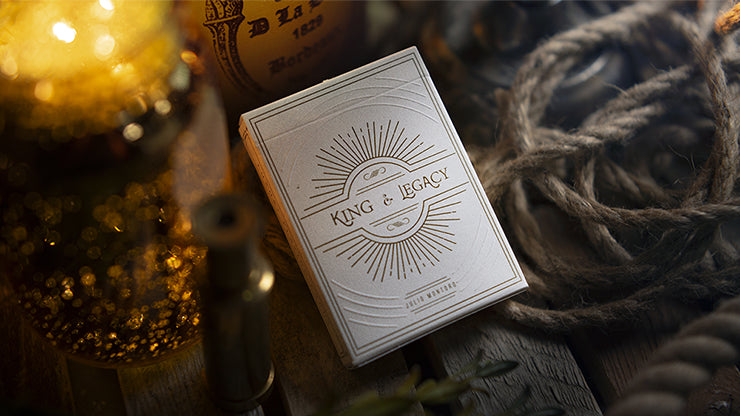 King and Legacy: Gold Edition Marked