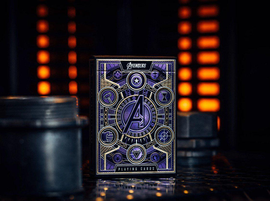 Avengers Playing Cards by Theory11 Playing Cards by Theory11