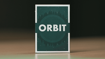 Orbit V6 Playing Cards by Orbit Brown