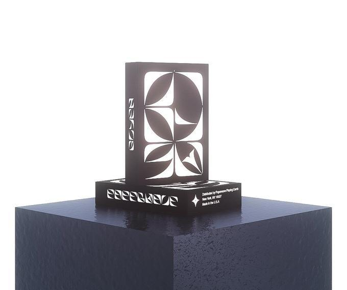 Paperwave Glyph Edition Playing Cards Playing Cards by US Playing Card Co.