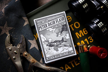 Peter Dash Flash Playing Cards by Kings Wild Project Playing Cards by Kings Wild Project