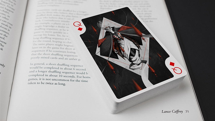 Playing Arts Future Edition Playing Cards - Chapter 2