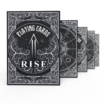 Rise Playing Cards Playing Cards by US Playing Card Co.