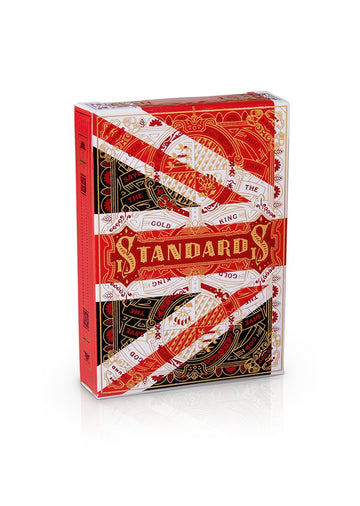 STANDARDS Flag Edition Playing Cards by Art of Play