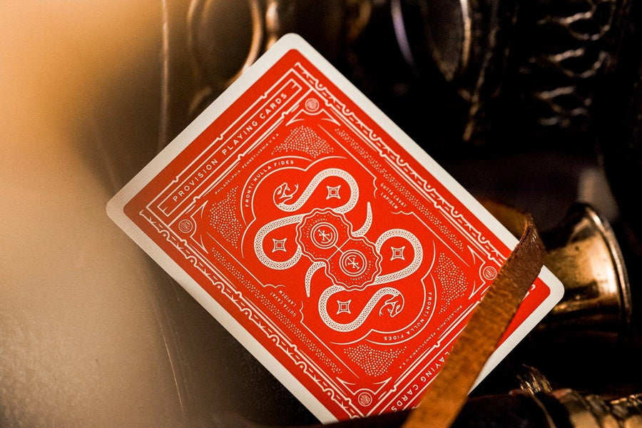 Provision Playing Cards by Theory 11