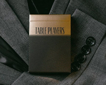 Table Players Standard Edition - Vol. 6 by Kings Wild Projects Playing Cards by Kings Wild Project