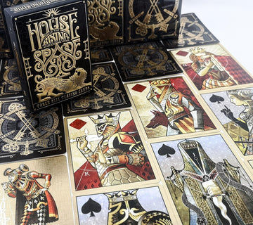 The House of the Rising Spade - Cartomancer V2 Playing Cards by Stockholm 17