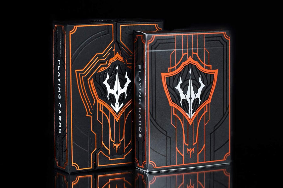 Trident Deluxe Edition Playing Cards Playing Cards by US Playing Card Co.