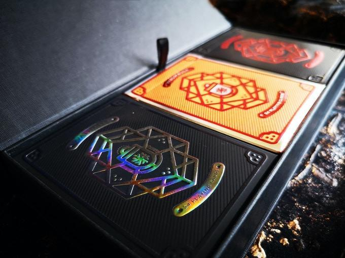 Valkyries Limited Edition Walhalla Playing Cards Playing Cards by Noir Arts