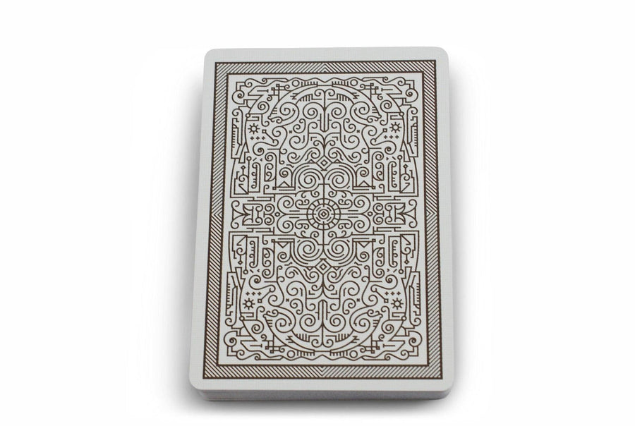 A Typographer's Deck Playing Cards by Art of Play