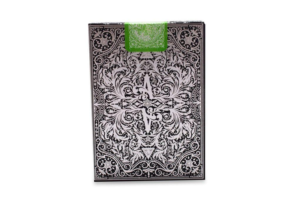 Absinthe V2 Playing Cards - RarePlayingCards.com - 5