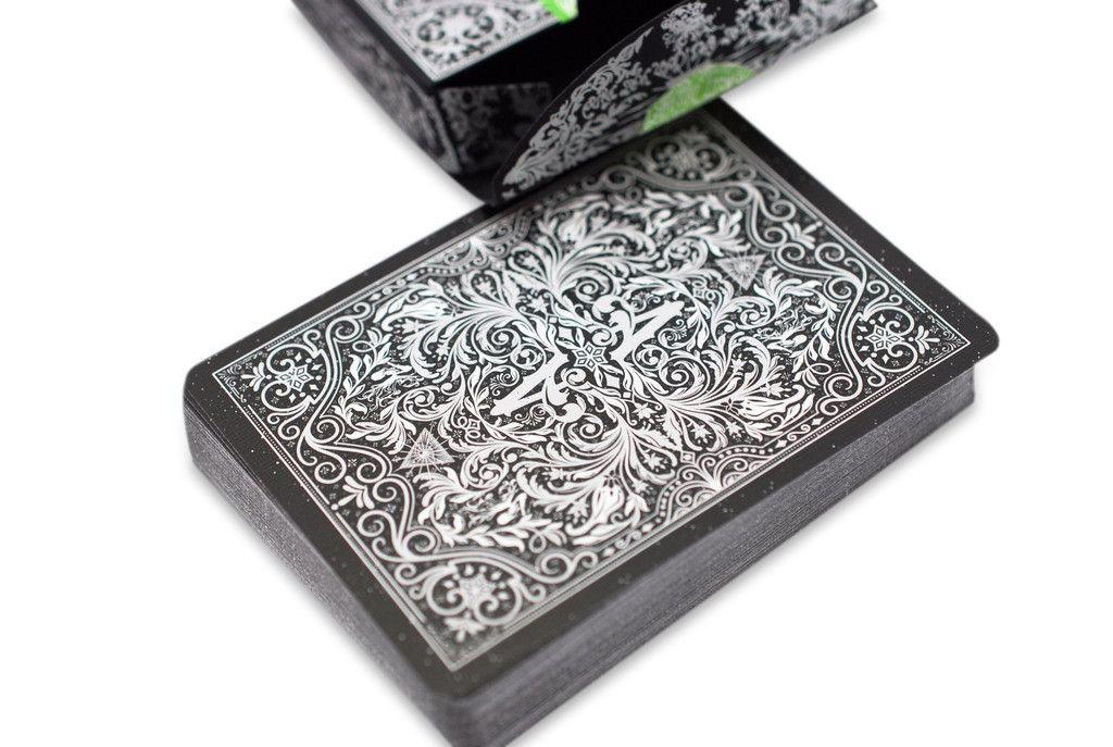 Absinthe V2 Playing Cards - RarePlayingCards.com - 7
