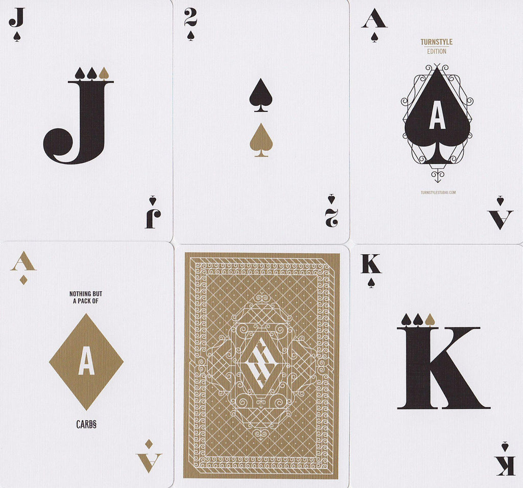 Alice in Wonderland Playing Cards - RarePlayingCards.com - 10