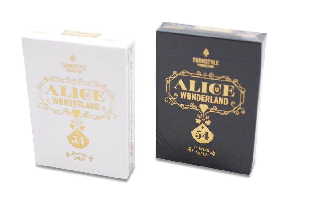 Alice in Wonderland Playing Cards - RarePlayingCards.com - 2