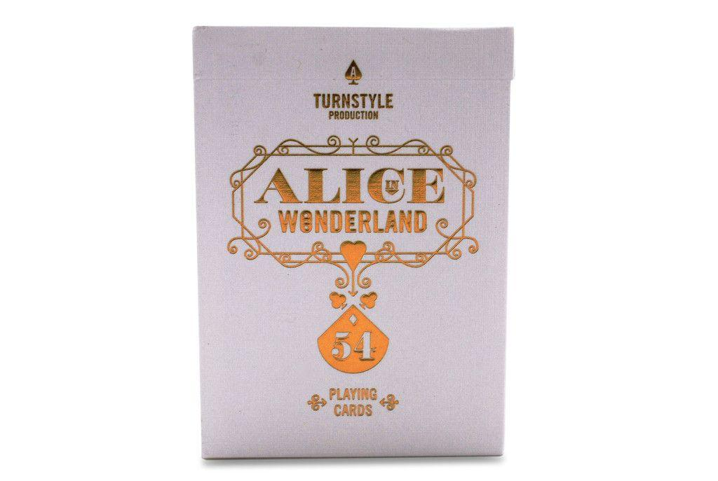 Alice in Wonderland Playing Cards - RarePlayingCards.com - 4