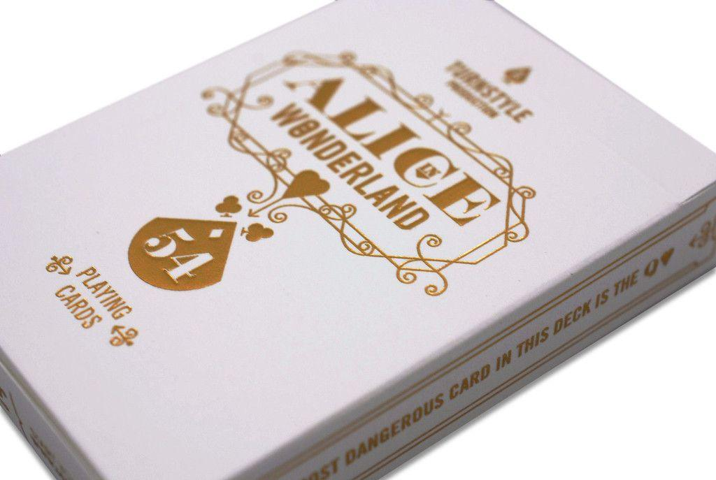 Alice in Wonderland Playing Cards - RarePlayingCards.com - 5