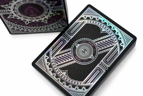 Alloy Playing Cards