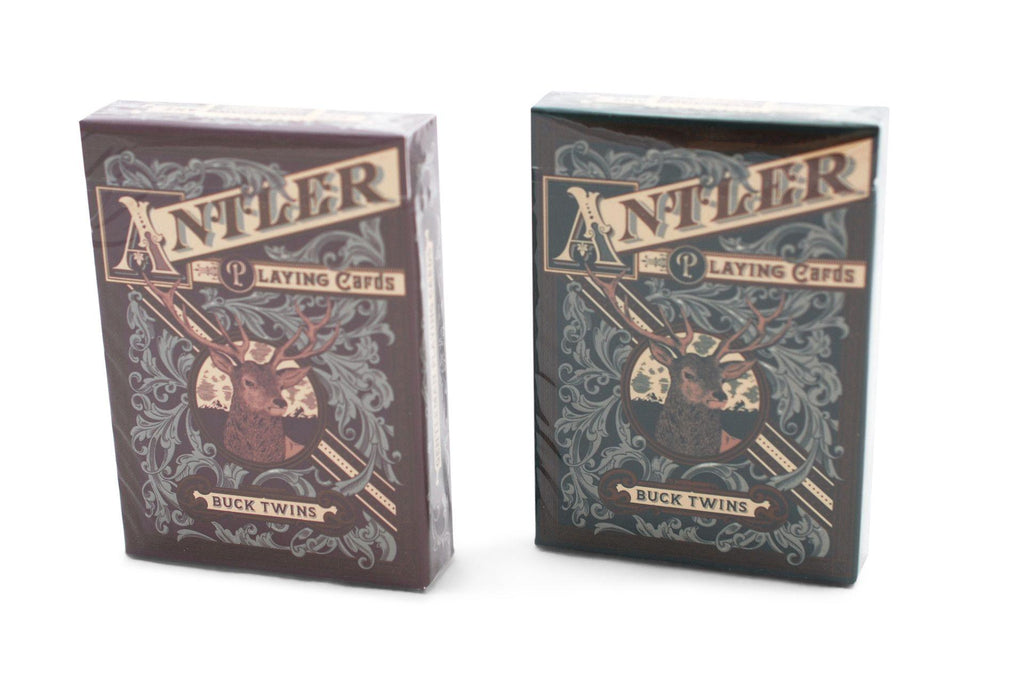 Antler Limited Edition Playing Cards - RarePlayingCards.com - 2
