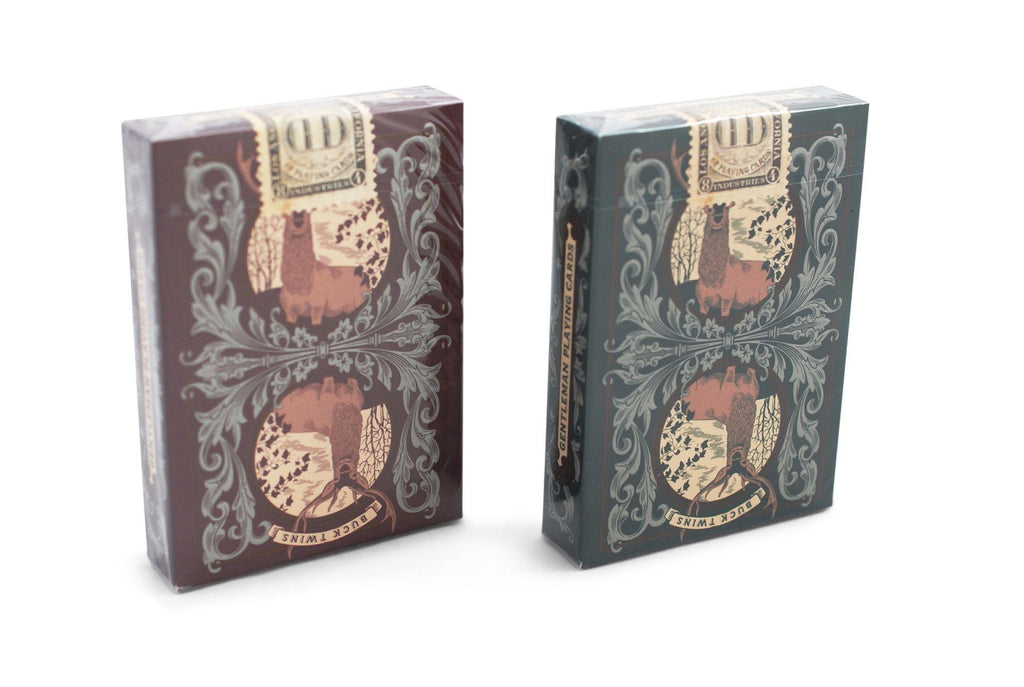 Antler Limited Edition Playing Cards - RarePlayingCards.com - 3