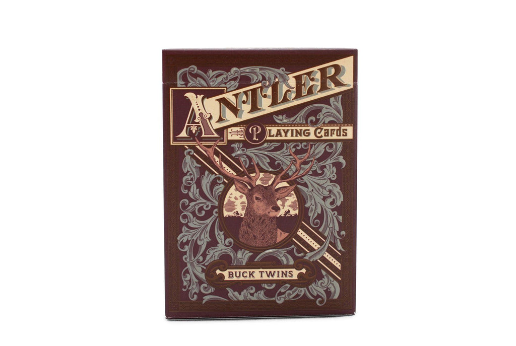 Antler Limited Edition Playing Cards - RarePlayingCards.com - 4