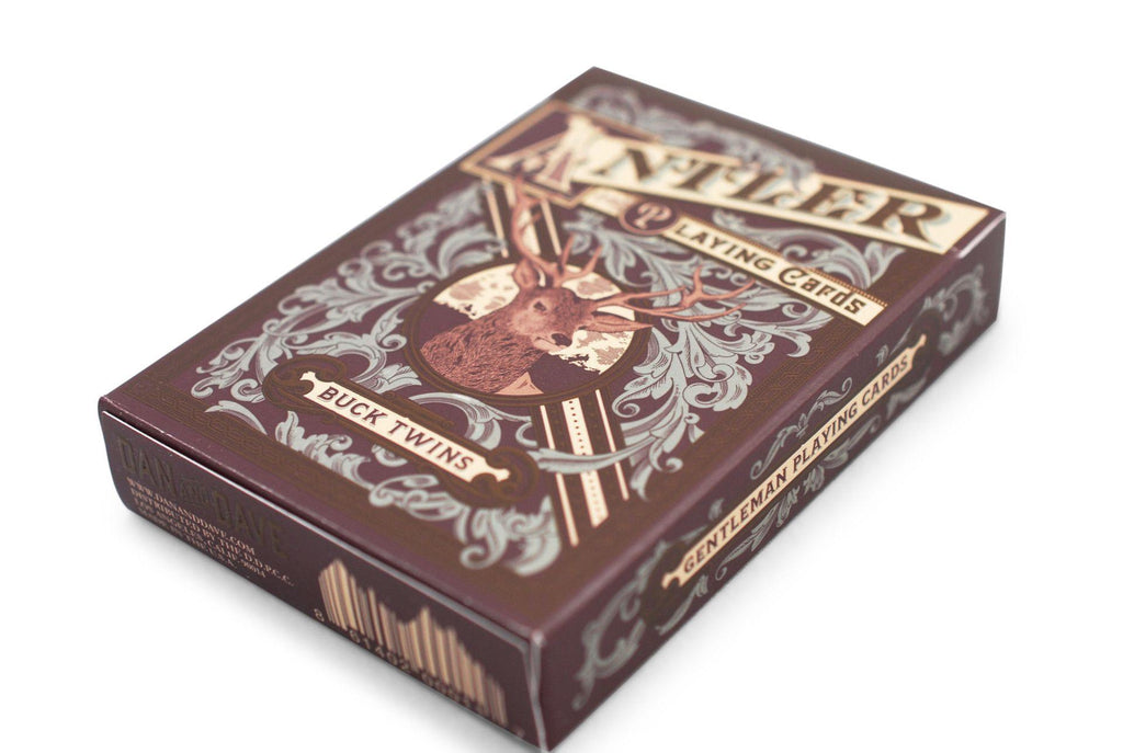 Antler Limited Edition Playing Cards - RarePlayingCards.com - 5