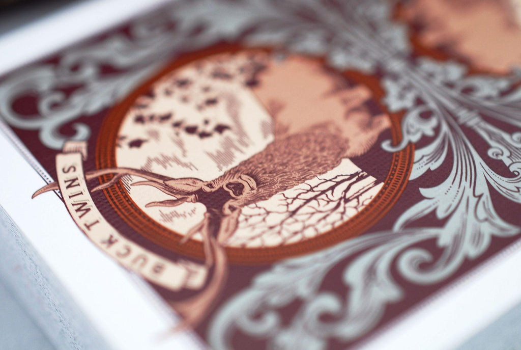 Antler Limited Edition Playing Cards - RarePlayingCards.com - 7