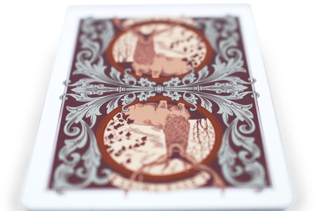 Antler Limited Edition Playing Cards - RarePlayingCards.com - 8