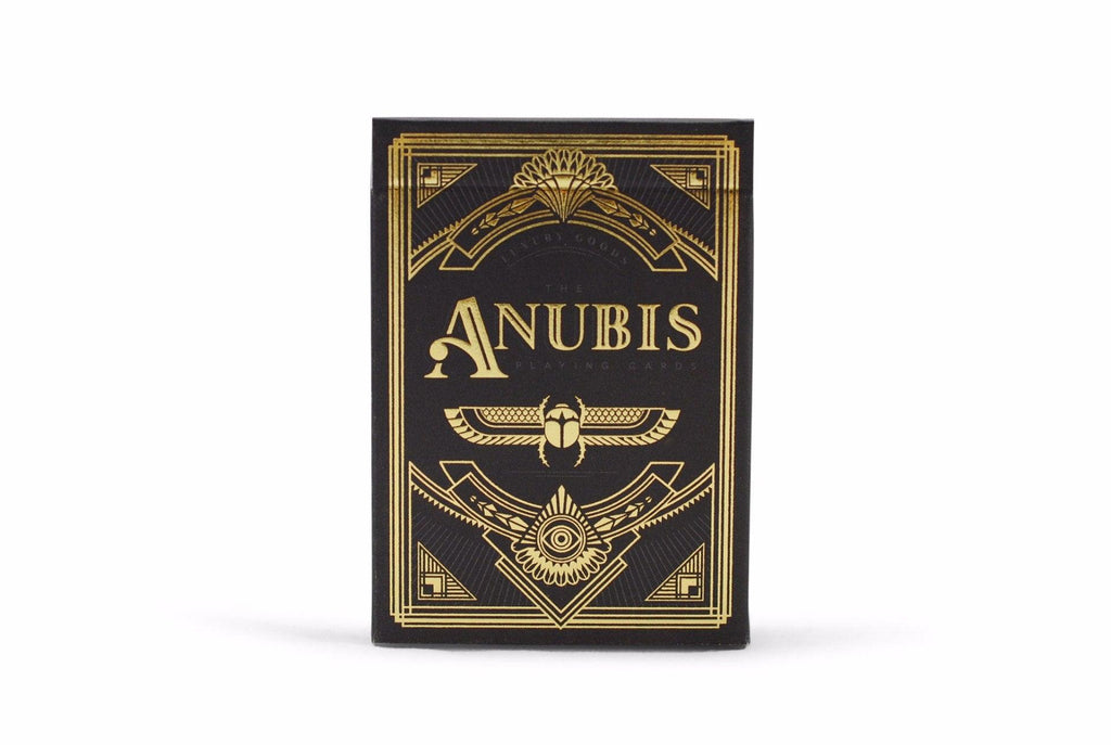 Anubis Playing Cards - RarePlayingCards.com - 2