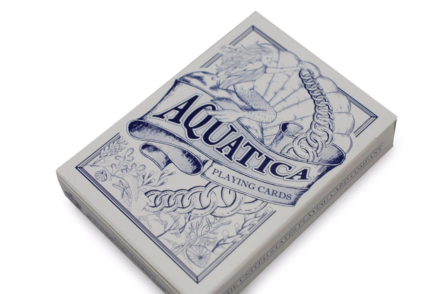 Aquatica Playing Cards by US Playing Card Co.