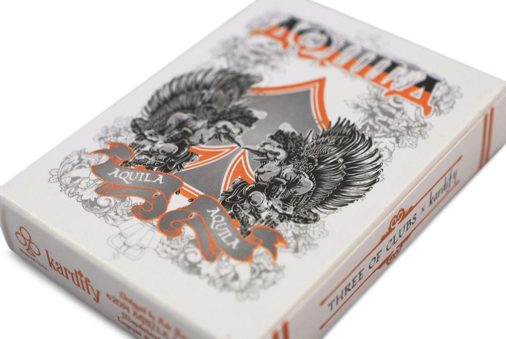Aquila Playing Cards - RarePlayingCards.com - 3
