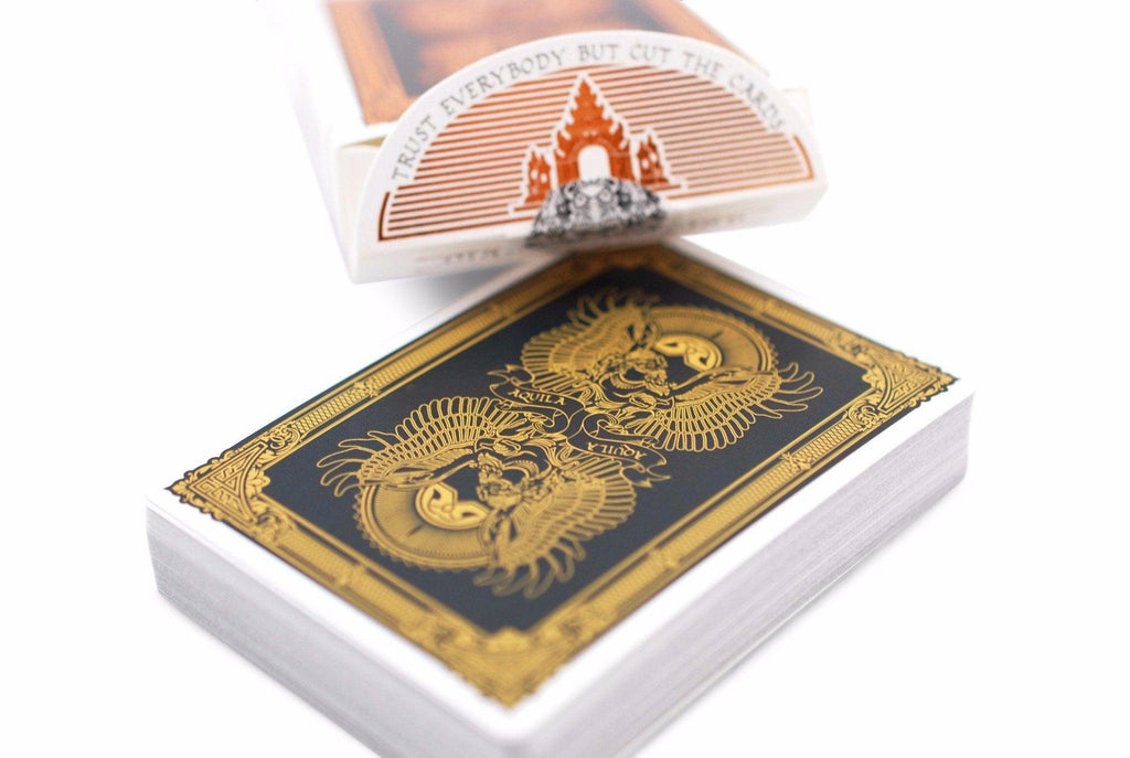 Aquila Playing Cards - RarePlayingCards.com - 4