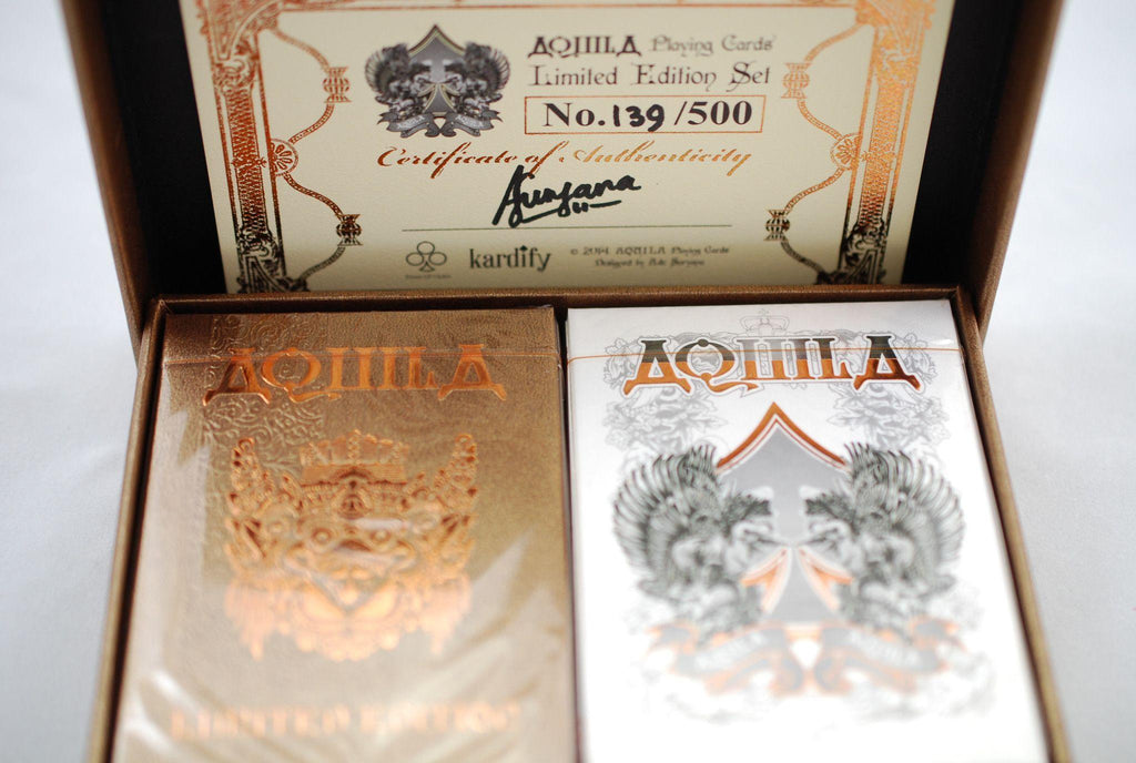 Aquila Playing Cards - RarePlayingCards.com - 8