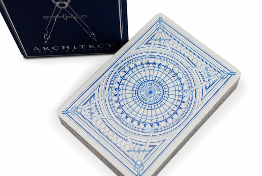 Architect Playing Cards by Penguin Magic
