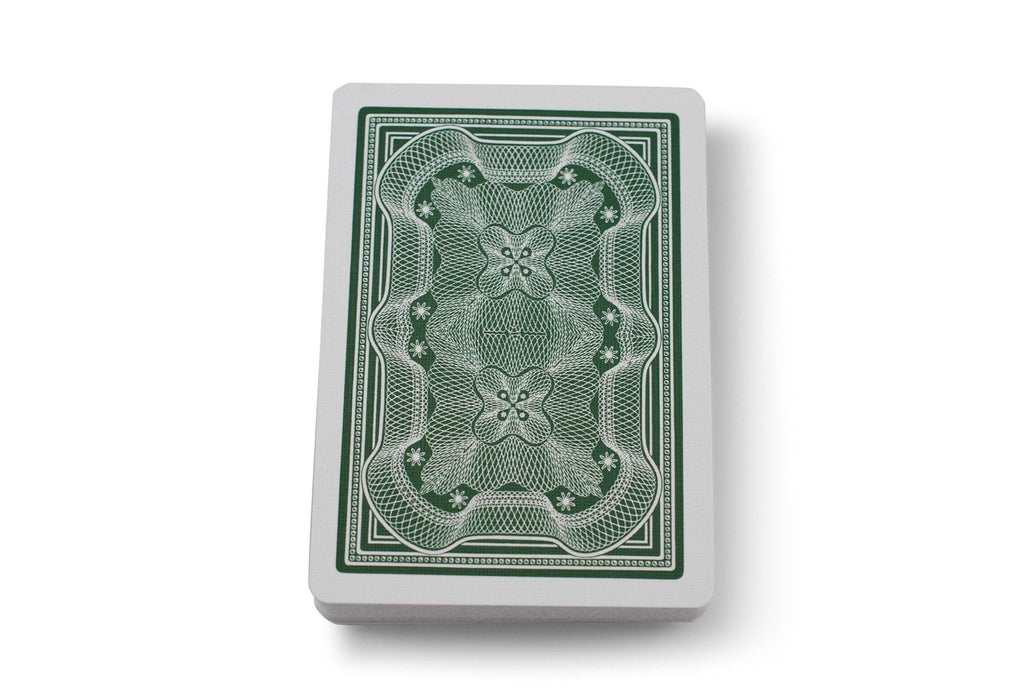 Aristocrat: Green Edition Playing Cards - RarePlayingCards.com - 7
